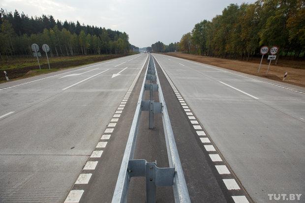 Александр Лукашенко 6 октября торжественно откроет построенный участок МКАД-2