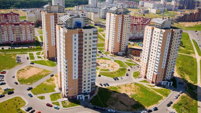 В Беларуси в 2016 года планируется построить 250 тыс. кв. метров жилья за счет предприятий