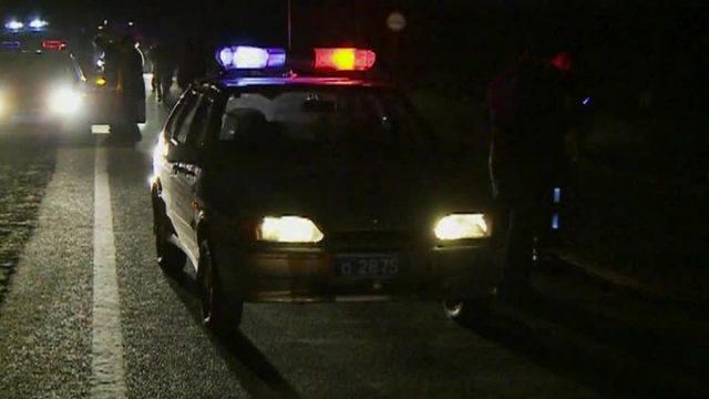 В Минске водитель, скрываясь от ГАИ, напал на инспекторов и повредил их авто