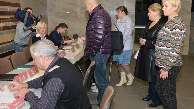 В России белорусы могут проголосовать на президентских выборах в пяти городах