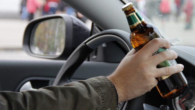 2-мя ДТП завершилась погоня за нетрезвым водителем вМинске