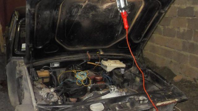Минчанин в своём гараже разбирал автомобили и незаконно продавал запчасти