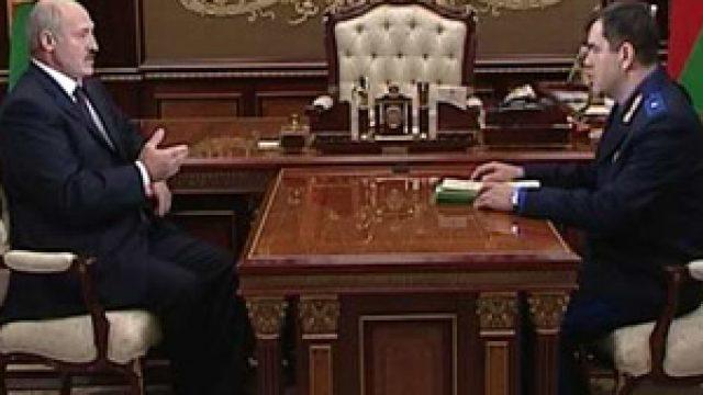 Руководитель КГБ иВиктор Лукашенко оповестили президенту оситуации накануне выборов 3