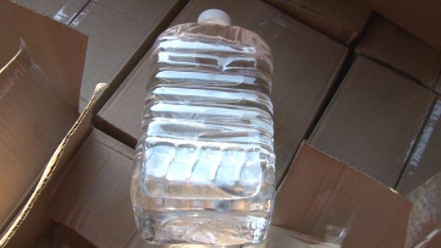 У жителя Бобруйска налоговики изъяли 665 литров спирта