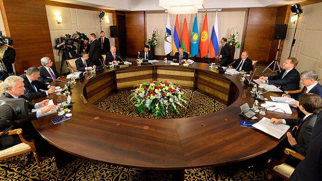 В Казахстане началось заседание Совета глав государств СНГ
