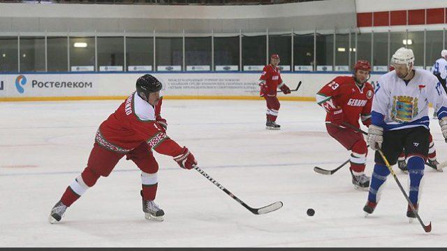 Команда Лукашенко