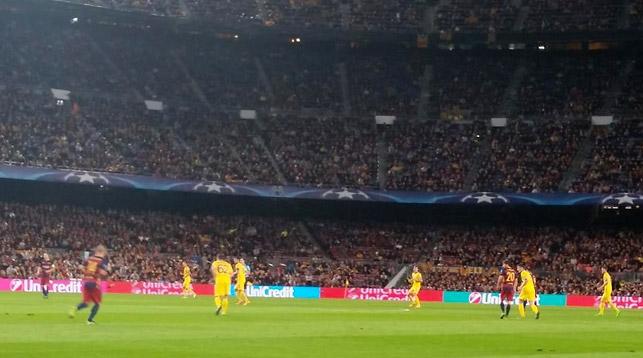 Дубль Неймара принес «Барселоне» победу над БАТЭ
