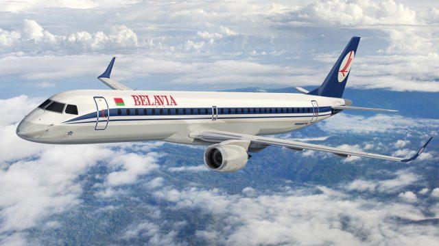 Рейс Belavia