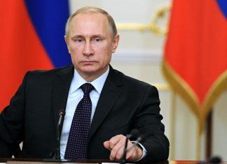 Путин про самолет