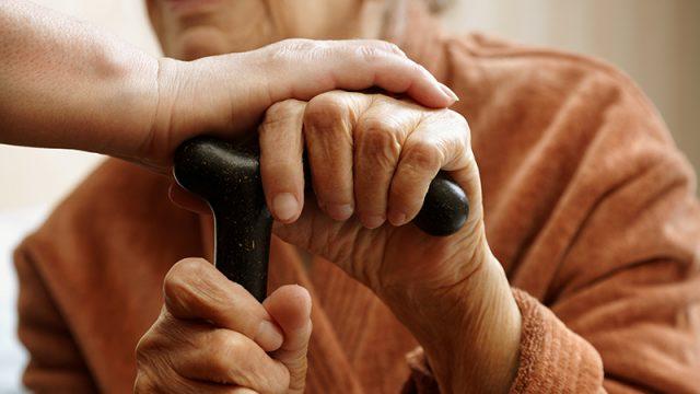 кража у пенсионеров
