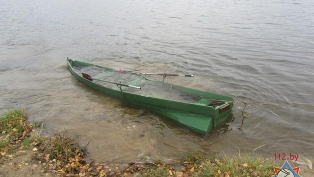В Волковысском районе перевернулась лодка - один человек погиб