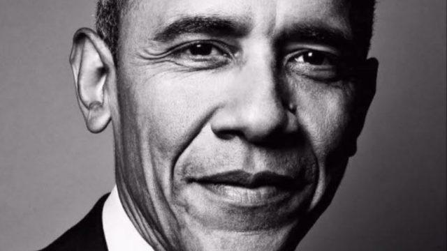 Обама на обложке