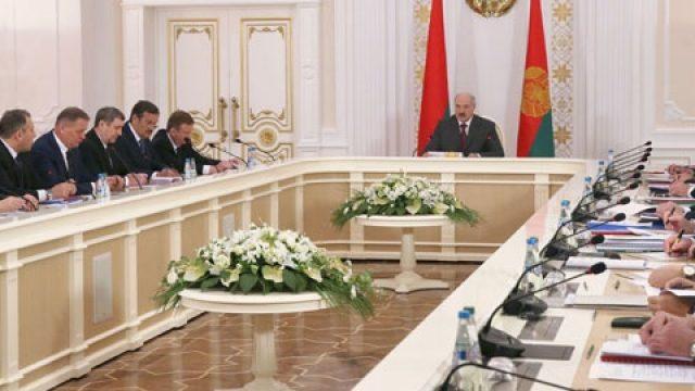 Лукашенко про ископаемые