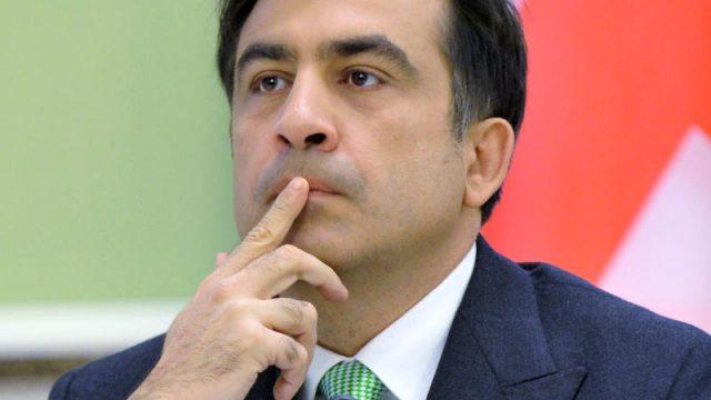 Саакашвили объявил опланах Российской Федерации захватить республику Белар ...