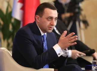 Отставка Гарибашвили