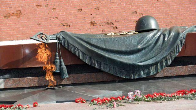 Могила неизвеснтого солдата