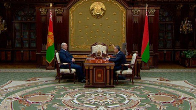 Лукашенко про экономику