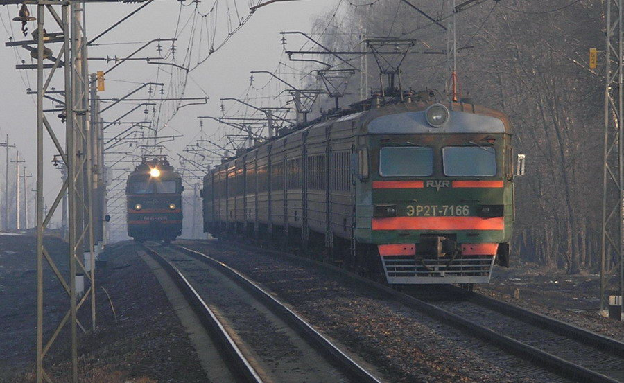 поезда международного следования