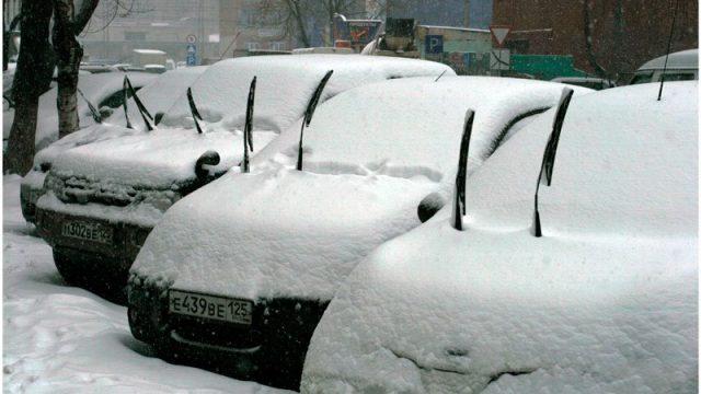 зимний циклон