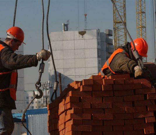 строительство жилья