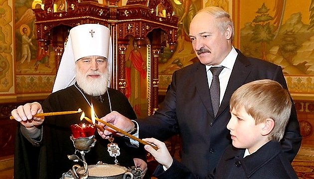 Лукашенко про Рождество