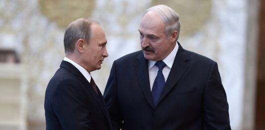 Путин-и-Лукашенко