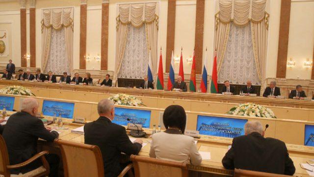 Лукашенко про СГ