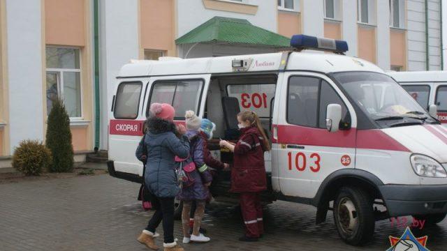 Инцидент в школе