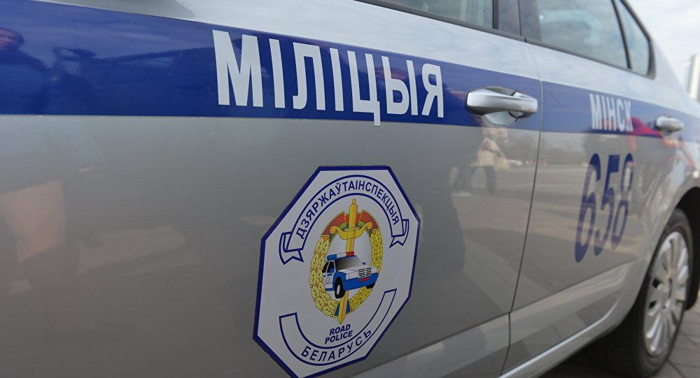 В Минске автомойщик угнал чужую машину и попал в ДТП