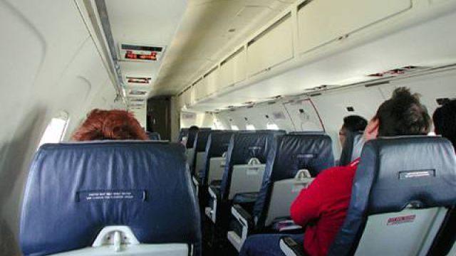 умер в самолёте