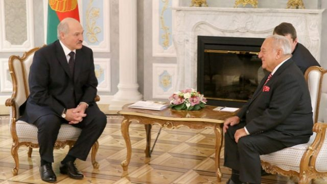 Лукашенко про ЧМ