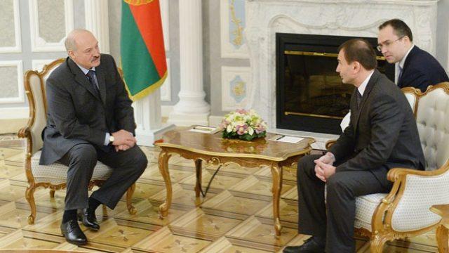 Лукашенко про Беларусь