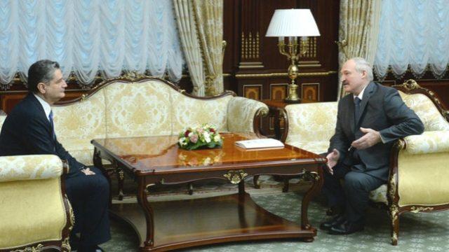 Лукашенко про ЕАЭС