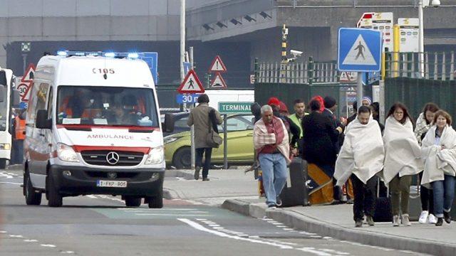 Теракты в Брюселе
