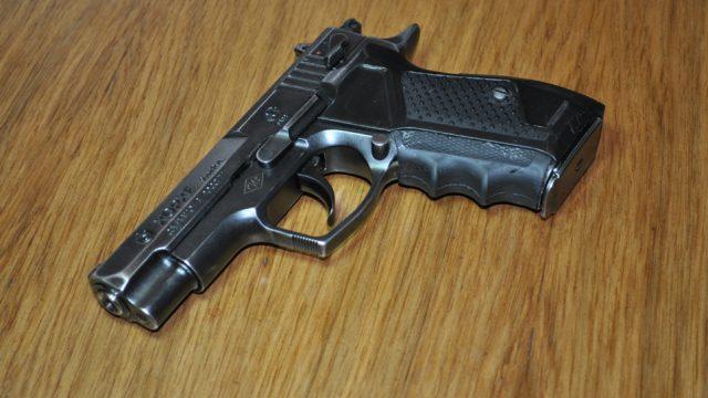 Возвращавшийся изЛитвы минчанин вез под сиденьем газовый пистолет