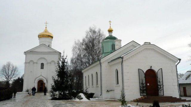 Спасо-Ефросиньевская церковь