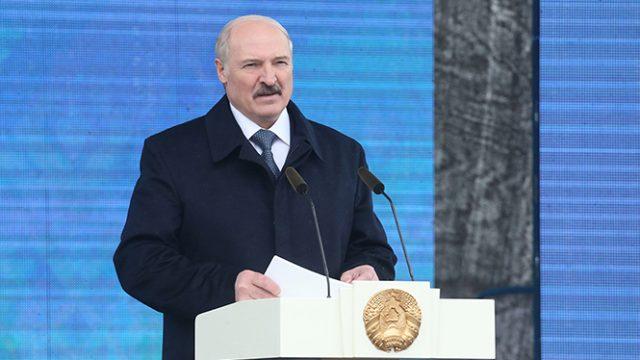 Лукашенко про свет