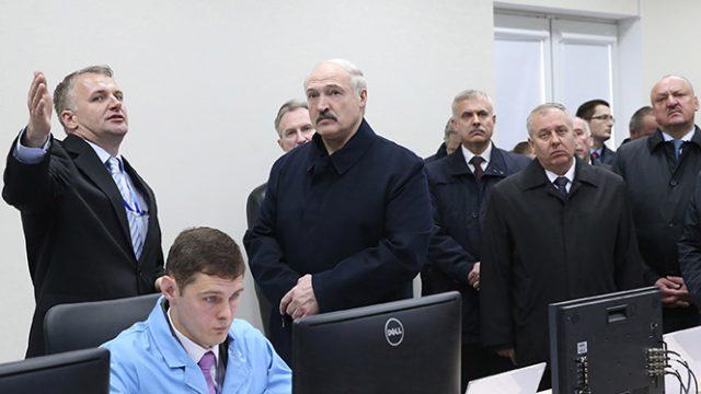 Лукашенко про оружие