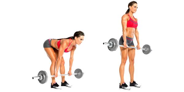 Как быстро накачать мышцы бедер?