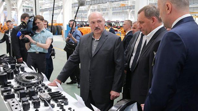 Лукашенко про ВВП