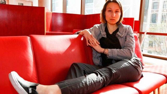Белоруска не ела и не спала ради учебы в Колумбийском университете