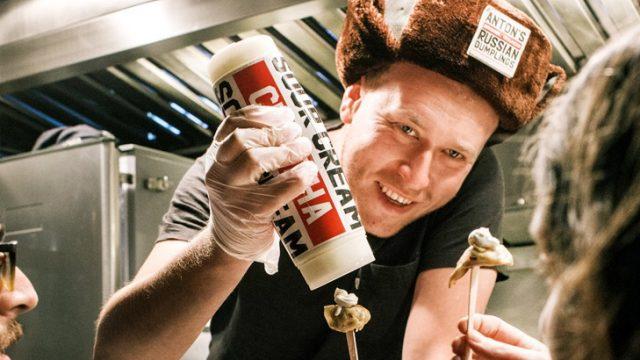 Если голый – ешь бесплатно. Как белорус продает пельмени на Манхэттене