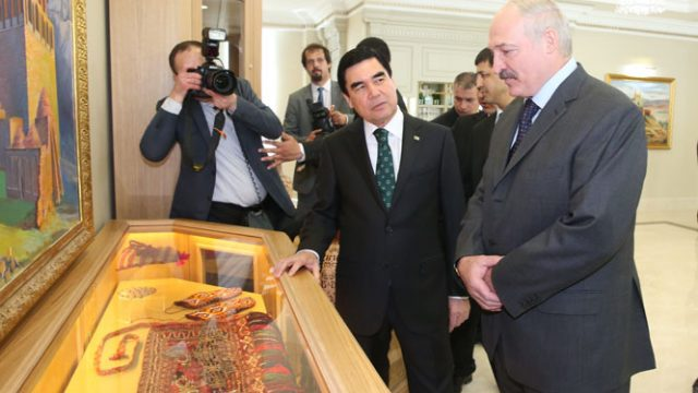 Заявление Лукашенко