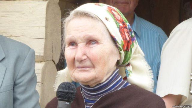 Валентина Быкова