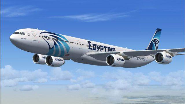 Диспетчеры связывались сА320 EgyptAir за10 мин. доисчезновения срадаров