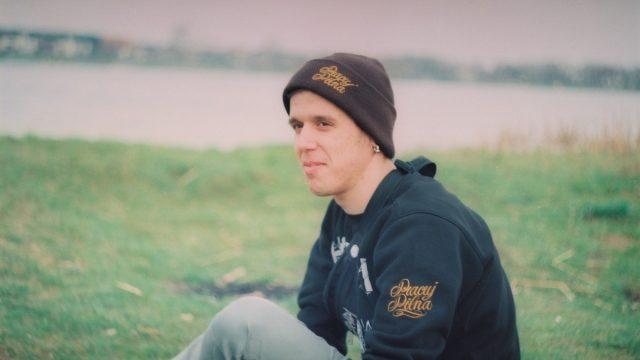 Активист Сергей