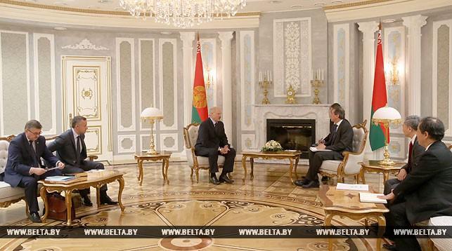 Лукашенко и ВБ