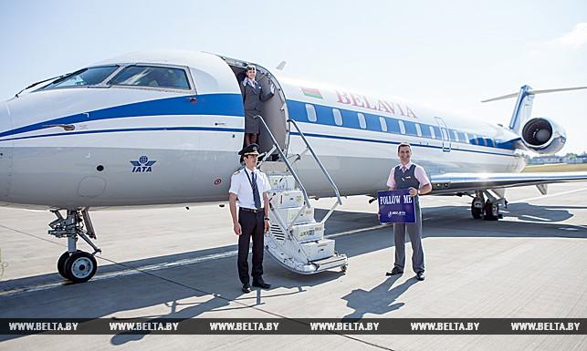 рейсы в Палангу из Минска