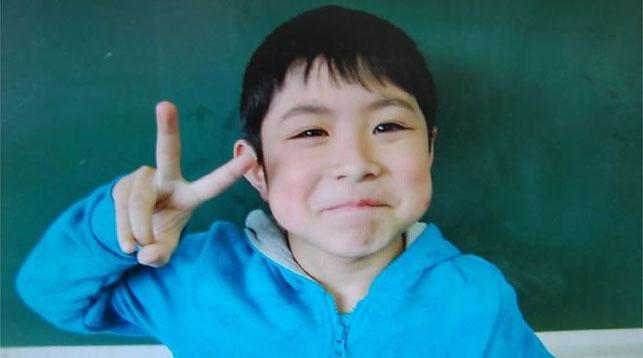 японский мальчик