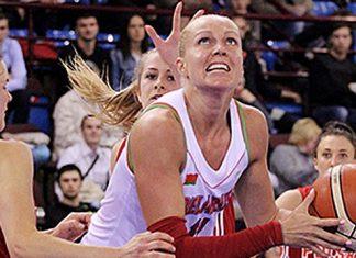 Баскетболистки Беларуси